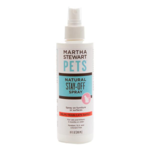 Martha Stewart PetsA Natural Stay-Off Cat Spray