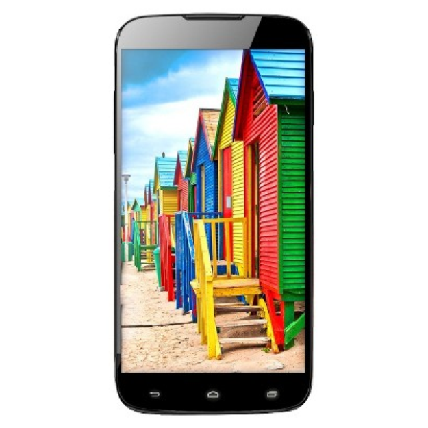 Blu Products Blu Studio 6.0 HD D650a Unlocked Cell Phone for GSM Compatible - Black