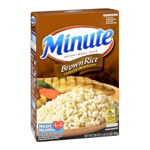 Minute Brown Rice