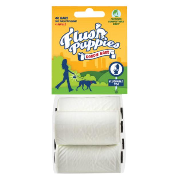 Flush Puppies Doodie Bag Refill
