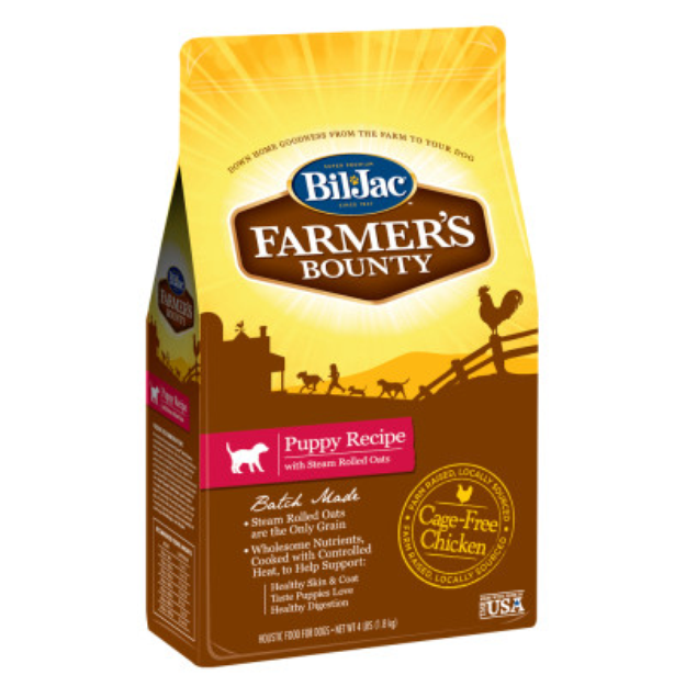 Bil-JacA Farmer's Bounty Puppy Food