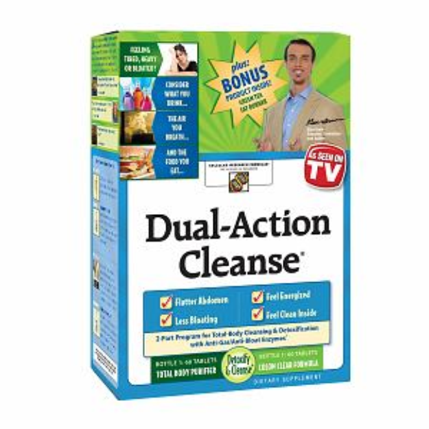 Applied Nutrition Dual-Action Cleanse