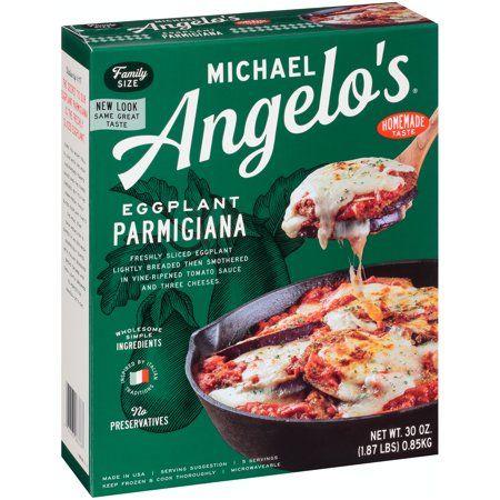 Michael Angelo's Eggplant Parmesan Frozen Entree