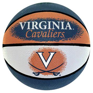Spalding Virginia Cavaliers Mini Basketball