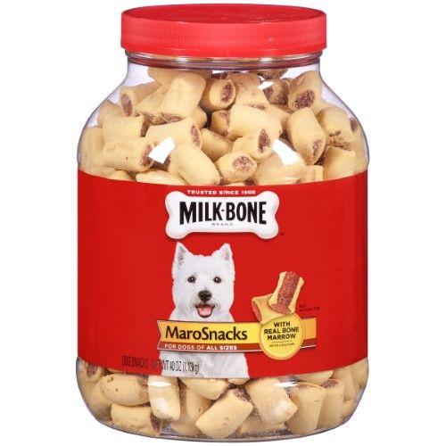 Milk Bone Original Dog Treats with Marrow - 40 oz