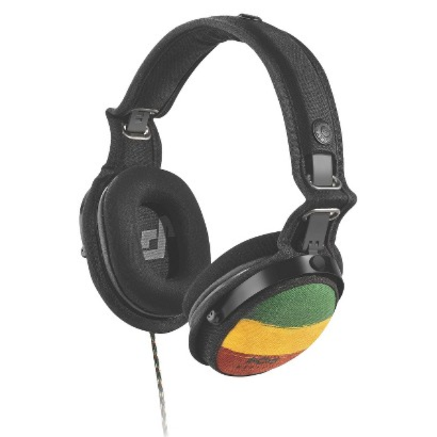 Marley Rise Up Headphones - Rasta