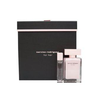 Narciso Rodriguez For Her Eau de Parfum Gift Set 50ml