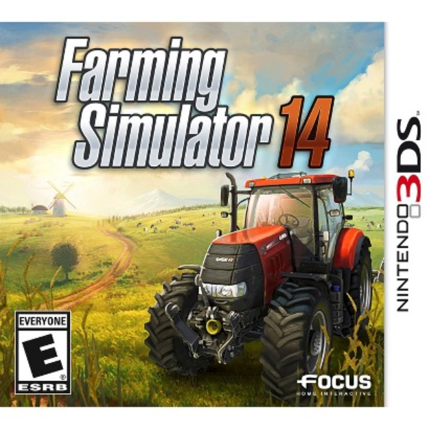 Farming Simulator 14 (Nintendo 3DS)