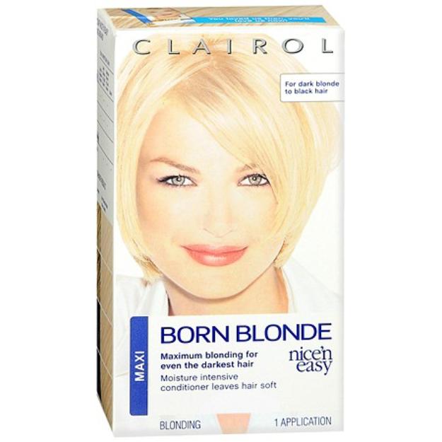 Clairol Nice 'n Easy Born Blonde Hair Color