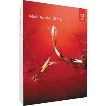 Adobe Acrobat Pro 11 (Windows) (Digital Code)