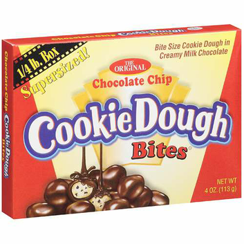 Slide: Taste Of Nature: Chocolate Chip Cookie Dough Bites
