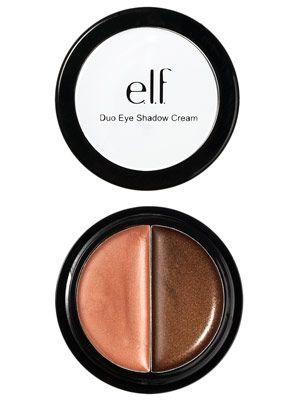 e.l.f Cosmetics Duo Eye Shadow Cream in Butter Pecan