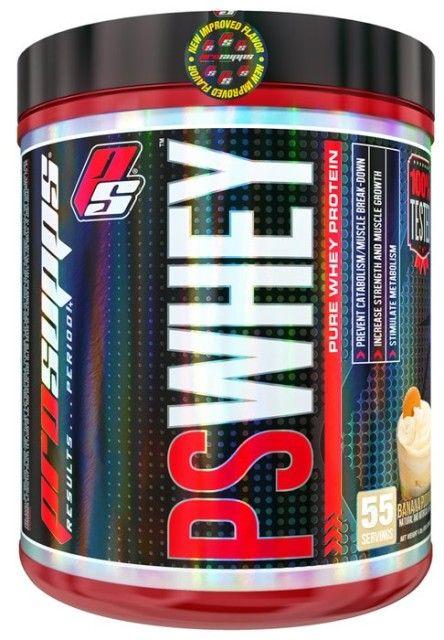 Pro Supps 3430186 2 Lbs. Ps Whey Strawbry Milkshake