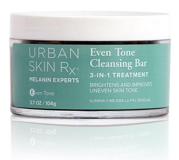 Urban Skin Rx Even Tone Cleansing Bar