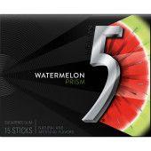 5 Gum Watermelon Prism Sugarfree Gum