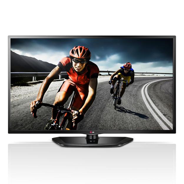 "Lg LG 55LN5700 55"" 1080p Smart TV LED with LG NB3530A Sound Bar"