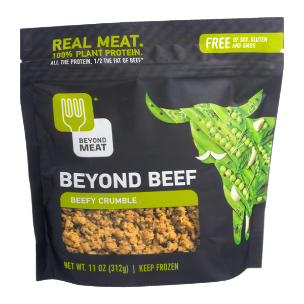 Beyond Meat Beyond Beef Beefy Crumble