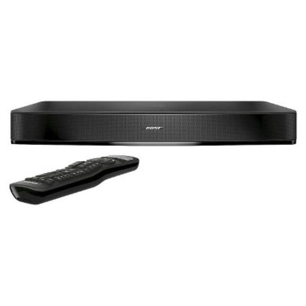 Bose Solo 15 TV Sound System - Black (626315-1100)