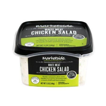 Walmart Marketside Chicken Salad