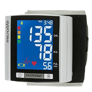 Microlife Deluxe Wrist Blood Pressure Monitor