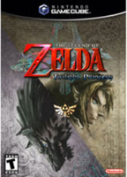 Nintendo Legend of Zelda: Twilight Princess