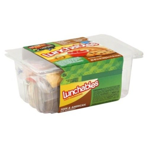Oscar Mayer Lunchables Ham & American Cheese with Cracker Meal Combinations 12.1 oz