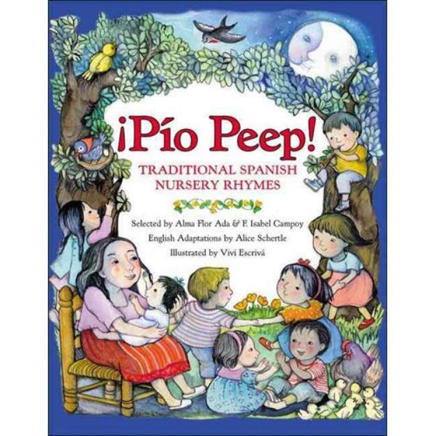 Pio Peep! (Bilingual) (Hardcover)