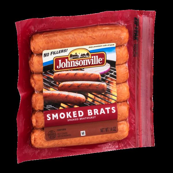 Johnsonville Smoked Brats