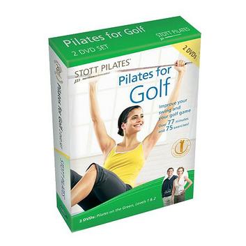STOTT PILATES Pilates for Golf 2 DVD Set