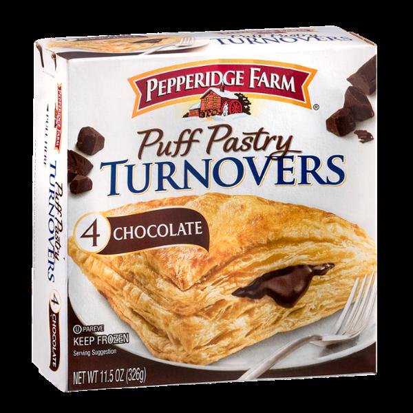 Pepperidge Farm® Puff Pastry Turnovers Chocolate
