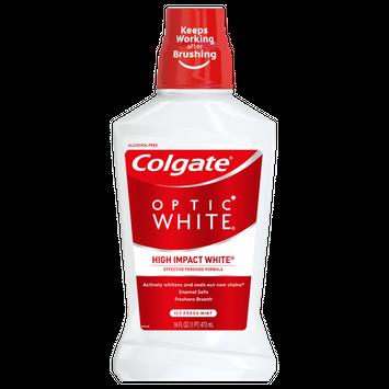 Colgate Optic White®Whitening Mouthwash