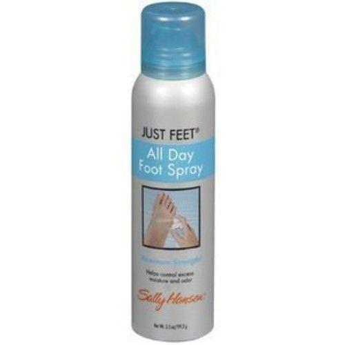 Sally Hansen® Just Feet All Day Foot Spray