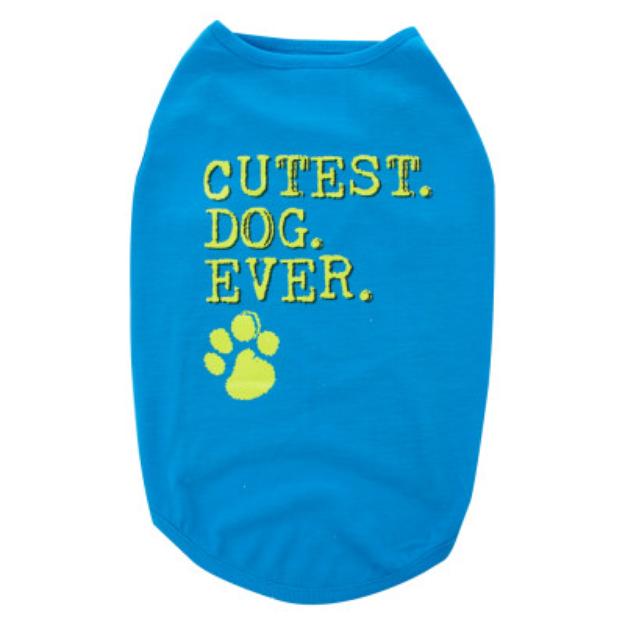 """Grreat ChoiceA """"Cutest Dog Ever"""" Tee"""