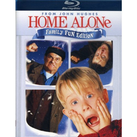 Home Alone: Family Fun Edition (Blu-ray)