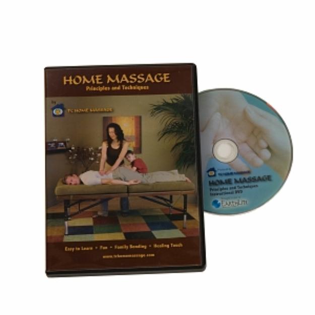 Earthlite Home Massage DVD