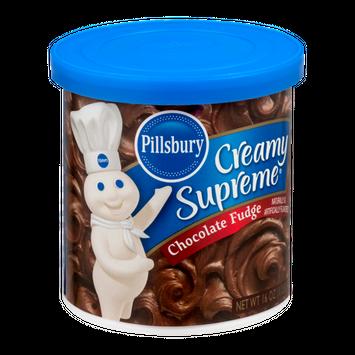 Pillsbury Creamy Supreme Frosting Chocolate Fudge