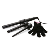 HerStyler 3P Tourmaline Curling Iron