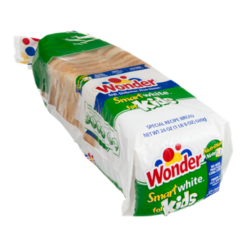 Wonder Smart White Bread for Kids