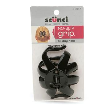Scunci No-Slip Grip Octopus Clip