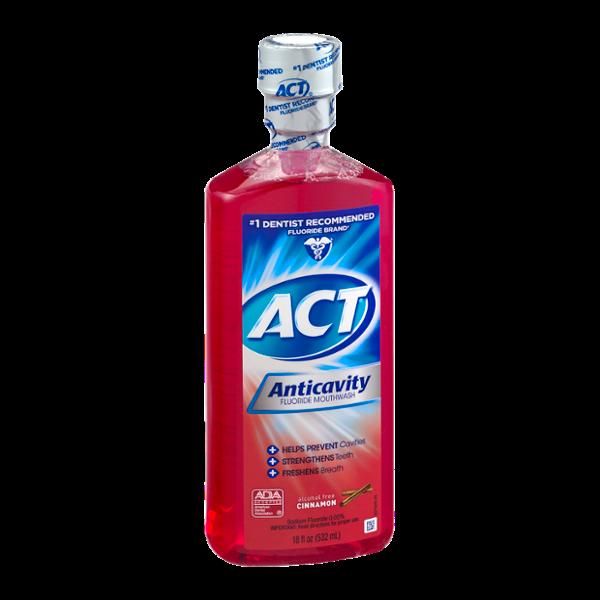 ACT® Anticavity - Cinnamon