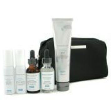 Skin Ceuticals Advanced Brightening System Kit - 5pcs+1bag