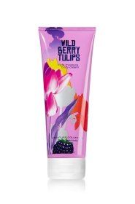 Bath & Body Works® Wild Berry Tulips Triple Moisture Body Cream