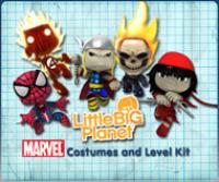Sony Computer Entertainment LittleBigPlanet: Marvel Costume Pack 2 DLC