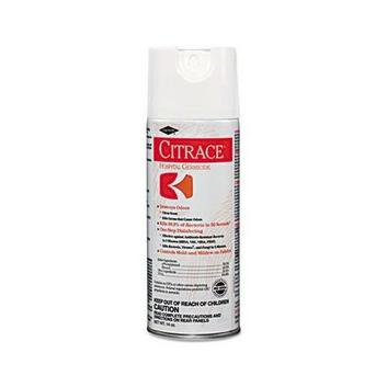 Slide: Caltech Citrace Germicidal Disinfectant Spray