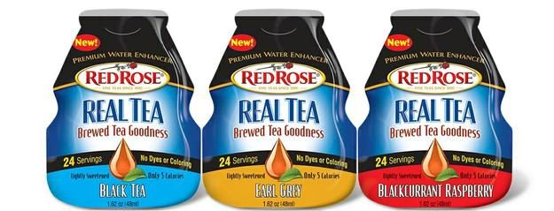 Red Rose® Real Tea Earl Premium Water Enhancer