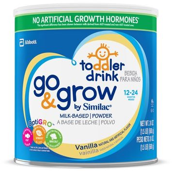 Similac Go & Grow by Similac Toddler Drink