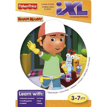 Fisher Price Fisher-Price iXL Software - Handy Manny