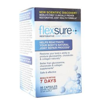 Vital G-Netics Flexsure Restorative Joint Health