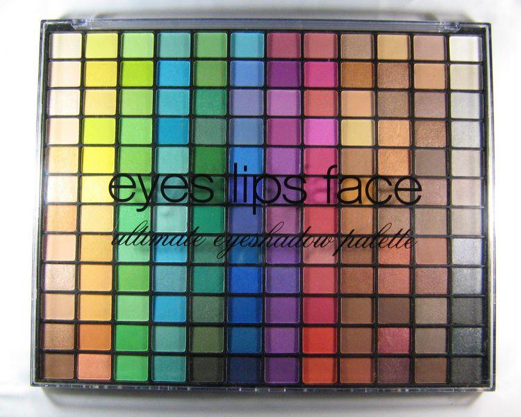 e.l.f. Eye Shadow Makeup Palette Holiday