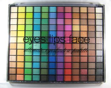 e.l.f. Eye Shadow Makeup Palette Holiday
